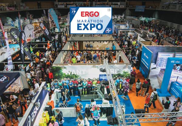 ERGO Marathon Expo 2018